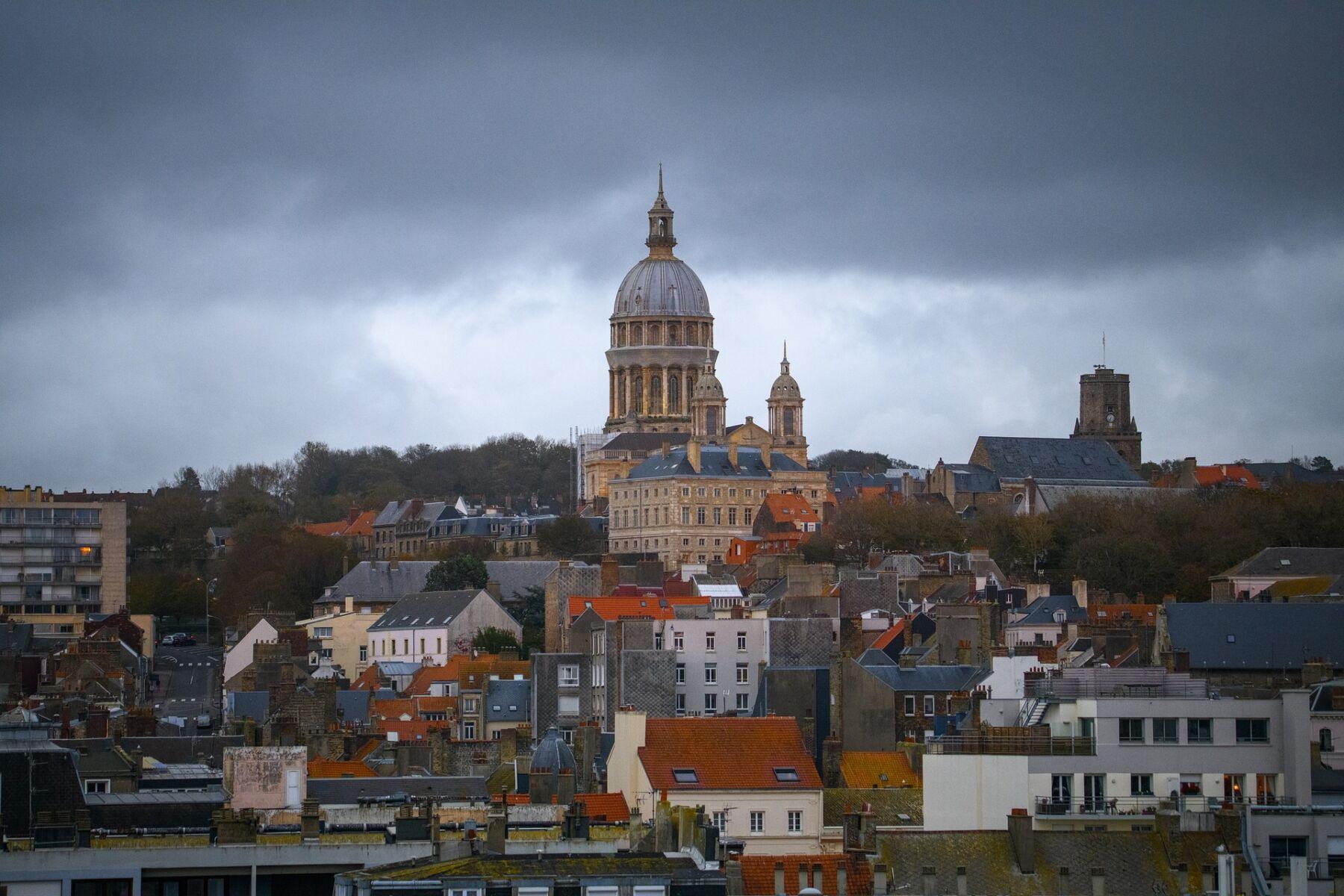 Basilique de Boulogne sur Mer et sa crypte pour une visite insolite en côte d'opale