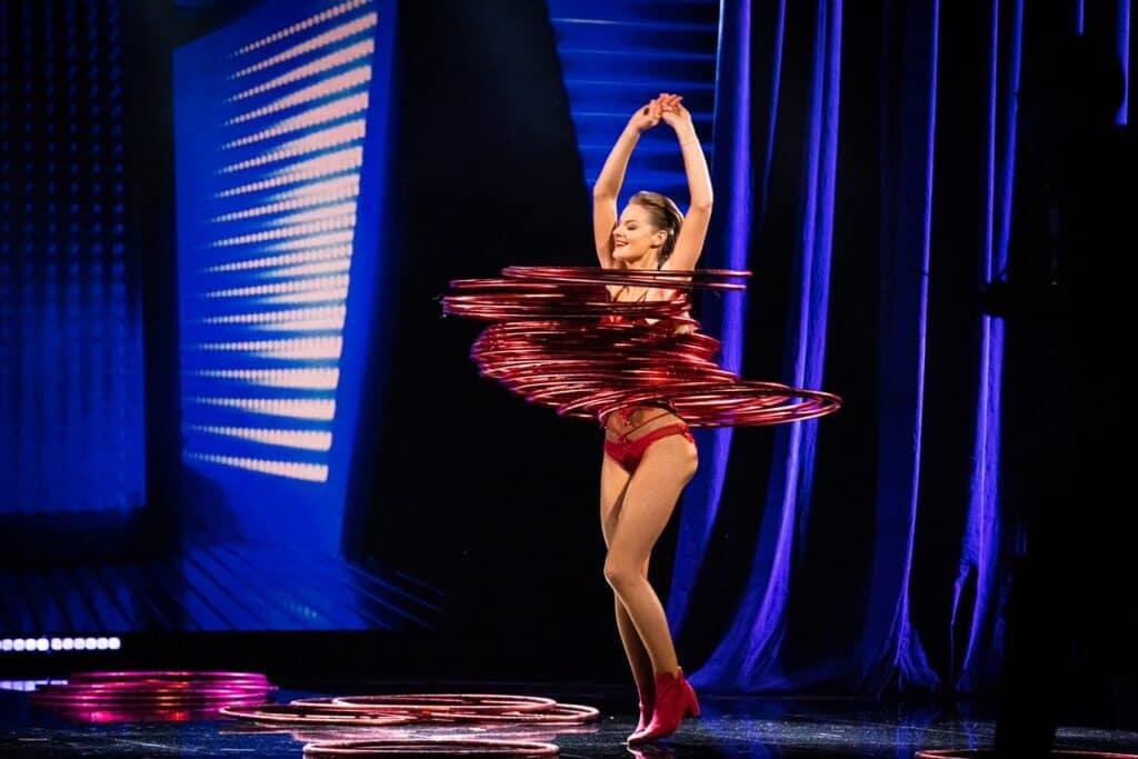 Alexandra Malter au Cabaret de Licques